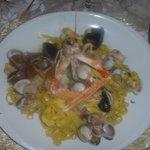 spaghetti a la mare...