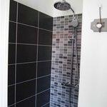 Chambre OYAT - vue salle de bains