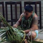 Samoan cultural talk