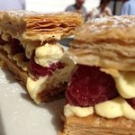 melt in the mouth Mille Feuille