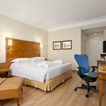 Hilton King Executive Guestroom