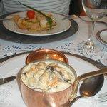 restaurant le Charles VIII Etaples sur mer