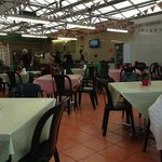 Palm House Restaurant at Manor Nurseries