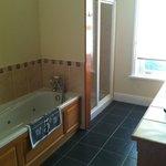 Bathroom in the Bonchurch Suite