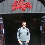 Entrando no The Edinburgh Dangeon