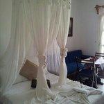 l'interno dell'appartamento,  un amore!
