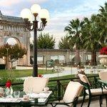 Bosphorous Grill Ciragan Palace