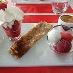 Café gourmand : miam !