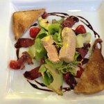 belle salade landaise