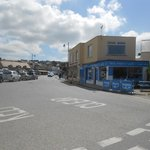 The Dolphin Cafe and Take Away at Perranporth