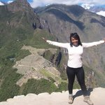 From Huaynapicchu top, Machu Picchu