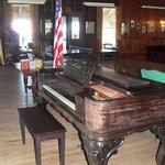 An unusual piano