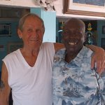 good Friends!.... Jim and Doc