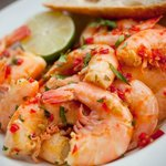 Featured in NY Times Yucatan Shrimp
