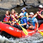 Lehigh River Gorge rafting