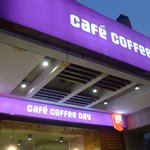 Cafe Coffee Day at CP