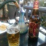 Shisha, Momos and Ghorka beer!