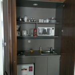 Kitchenette area.