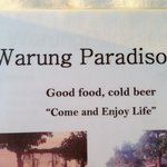 Foto Warung Paradiso