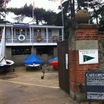 Boathouse Cafe, Bawdsey