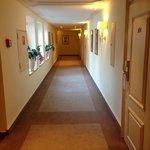 каридор на пятом этаже