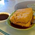 Pot Stewed Tofu Ch Zh style.