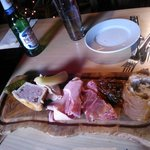 Starter - meat platter