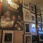todo ambientado en el mundo del boxeo
