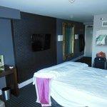 Room 419 dark decor