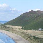Rhossili Beach near Llangennith