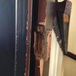 main door lock striker