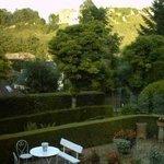 Un beau jardin de 3000 m²