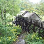 Mabry Mill off of the Blue Ridge Parkway