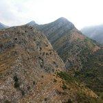 Mountains near Stari Bar