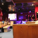 La sala video/discoteca/balli