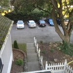 Ample Private Parking