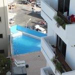 Le mini piscine