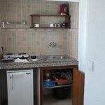 La mini cuisine