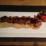 Dinner at Restaurant Antre