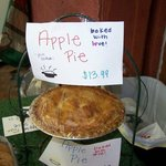 Apple Pie at Carter Mountain Orchard