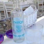 Photo of Aspro Galazio Seaside Restaurant