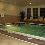 Wheelchair accessible pool