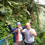 Gustavo and Marlo...our comedic guides