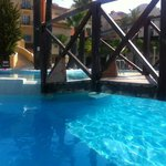 Marriott Denia La Sella poor repairs around main pool