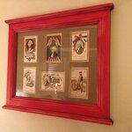 Art in the George Washington Room