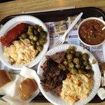 hot dish platter