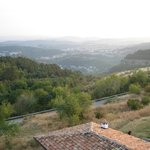 View to Veliko tarnovo