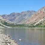 Lundy Lake-looking towards Lundy Store