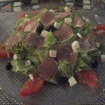 Salade grecque grande faim !
