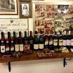 vini rossi regionali e nazionali